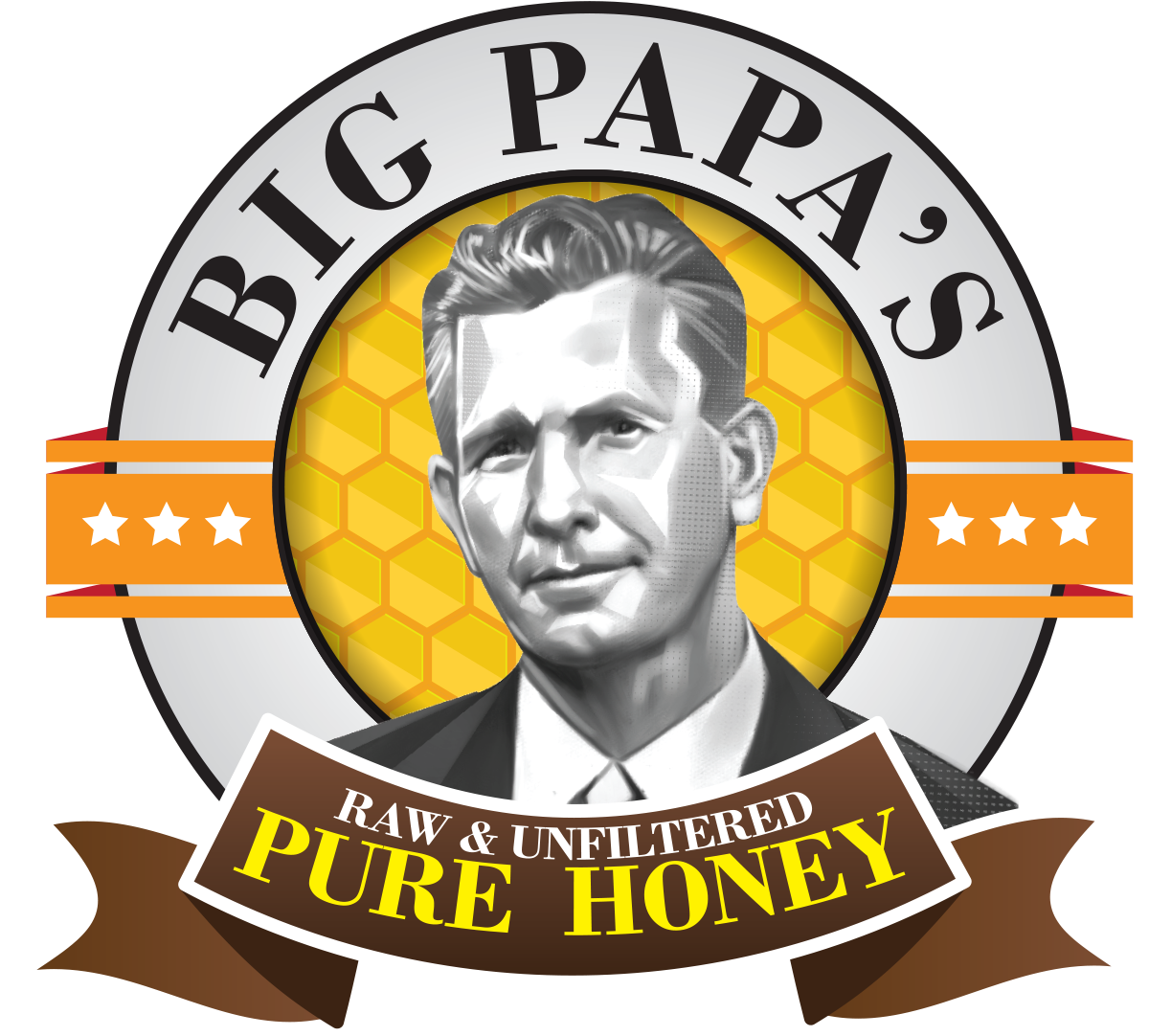 Big Papa's Honey RE-Design