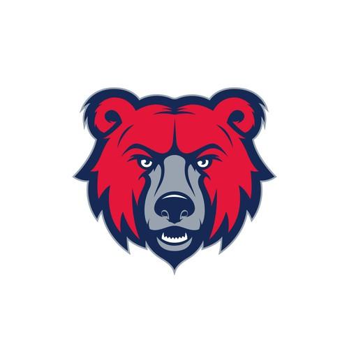 Logo concept  to Grizzlies Team