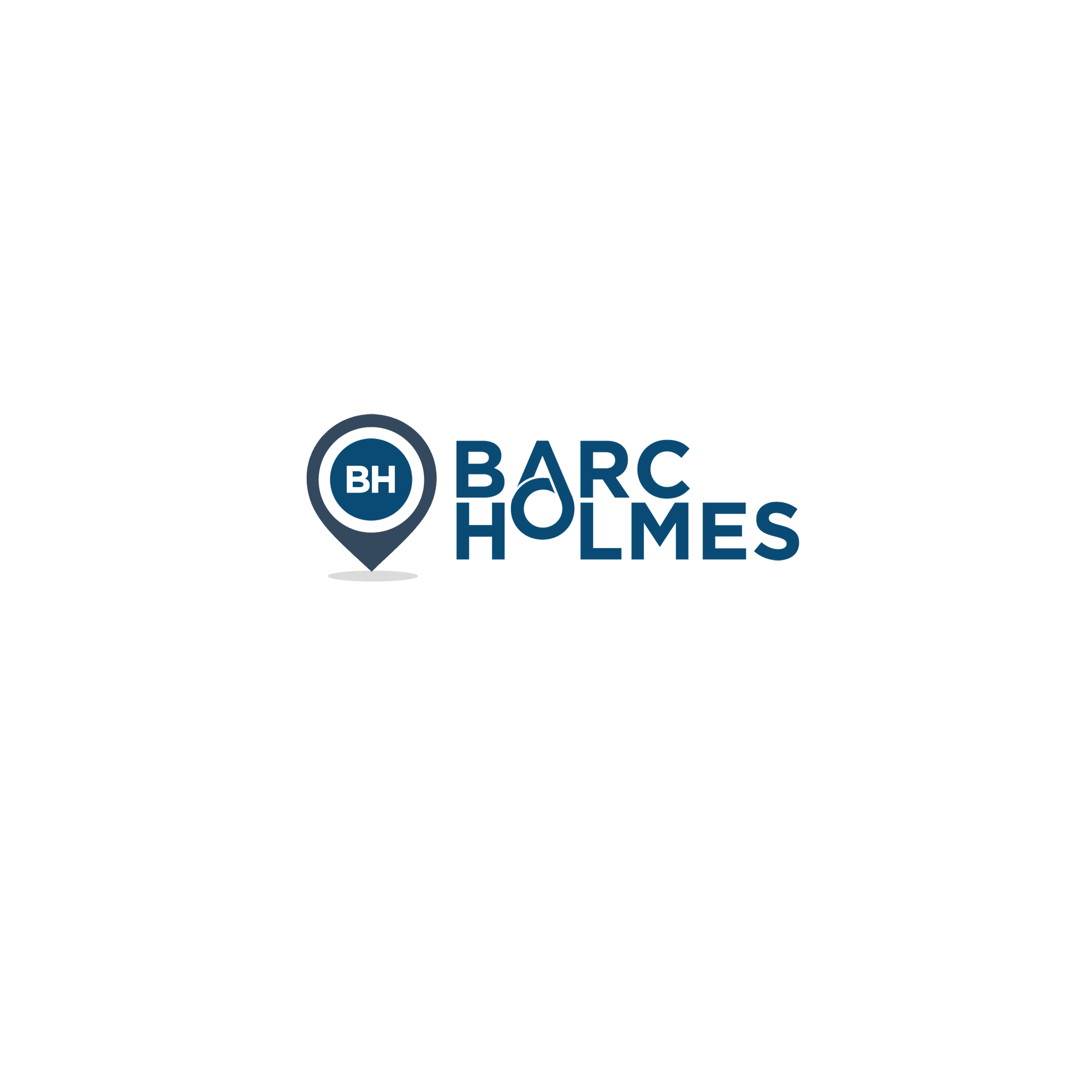 Create a logo for Barc Holmes, technology consultant