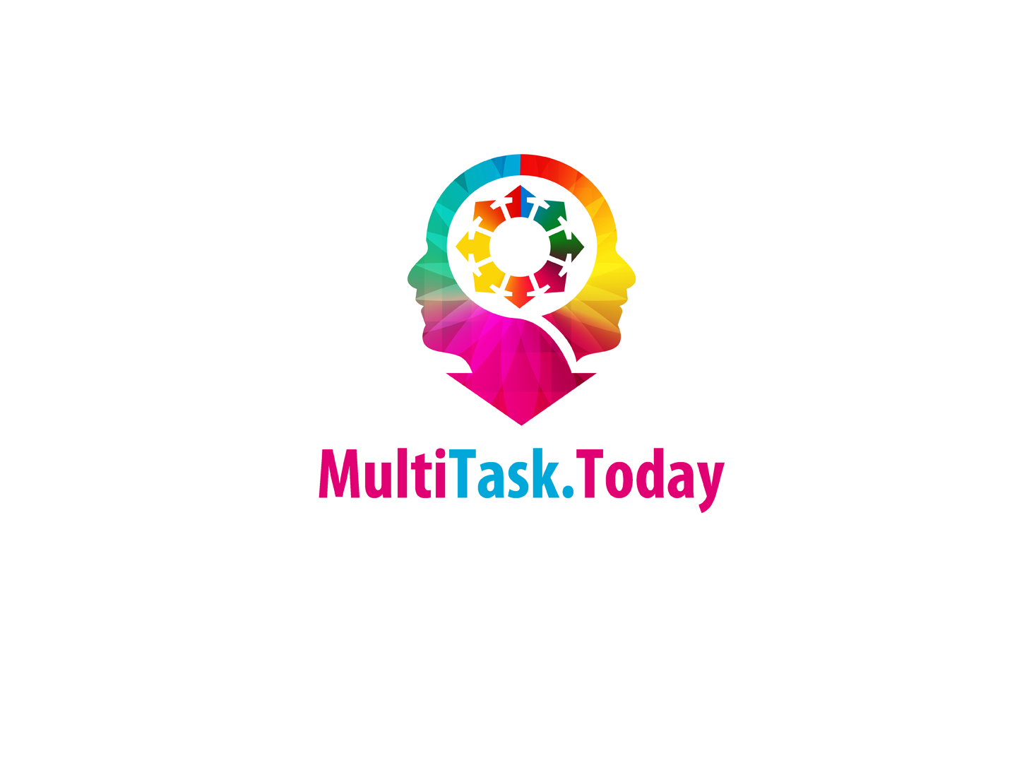 Create a logo for a mobile app that allows group multi-tasking.