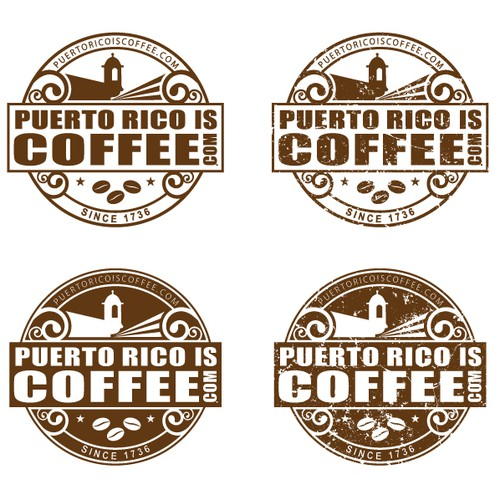 New Logo Design wanted for PuertoRicoisCoffee.com