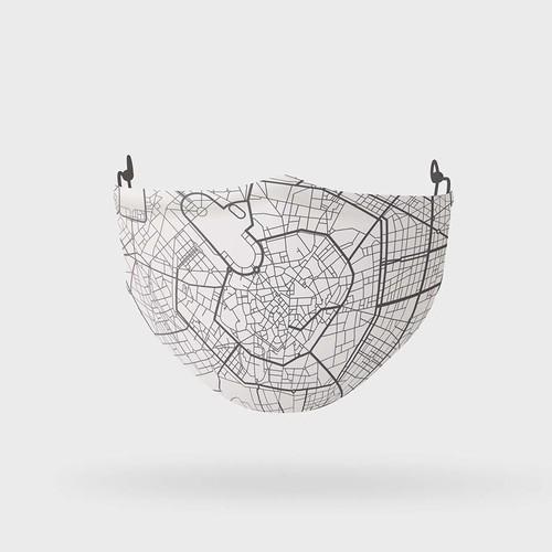 Facemask Pattern Design