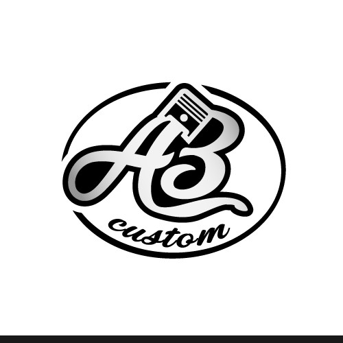 logo for custom motorcycle manufacturer