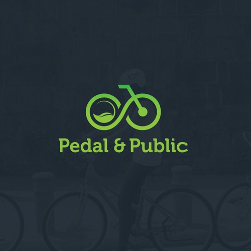 Eco-friendly Logo Design for Pedal & Public
