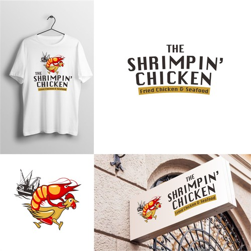 the shrimpin' chicken