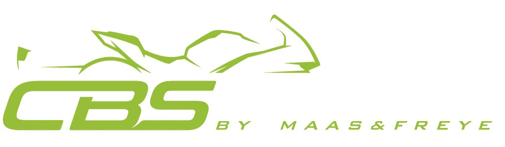 KFZ und Motorradwerkstatt logo im edelen Motorsport Design