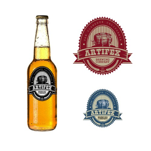 Logo needed for craft brewery in California