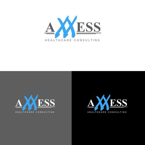 Logo Concept for a Healthcare Firm