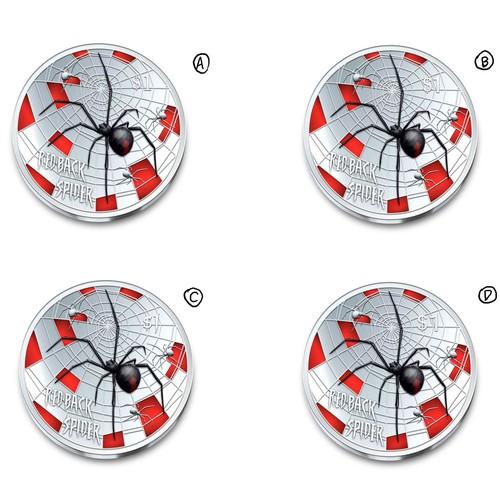 Red-Back Spider