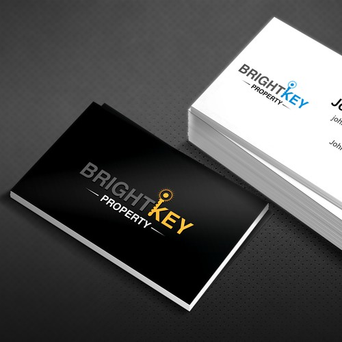 Logo Concept for BrightKey
