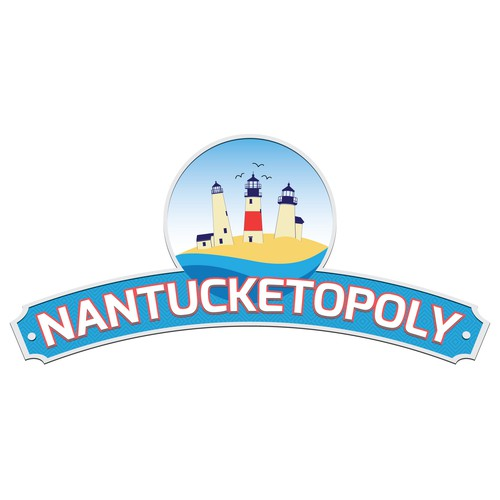 Creating a logo for a children's game based on the island of Nantucket
