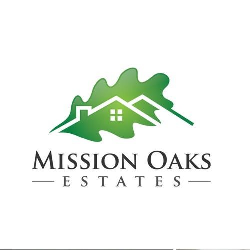Mission Oaks Estate Home logo