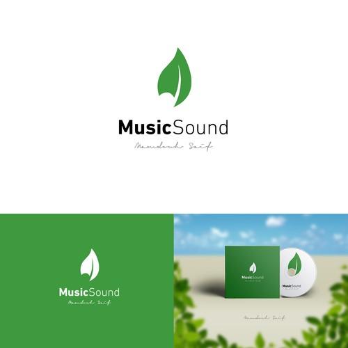 Music company logo