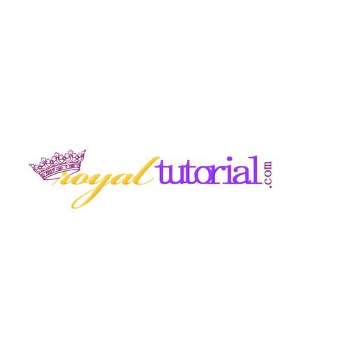 RoyalTutorial.com Logo Design