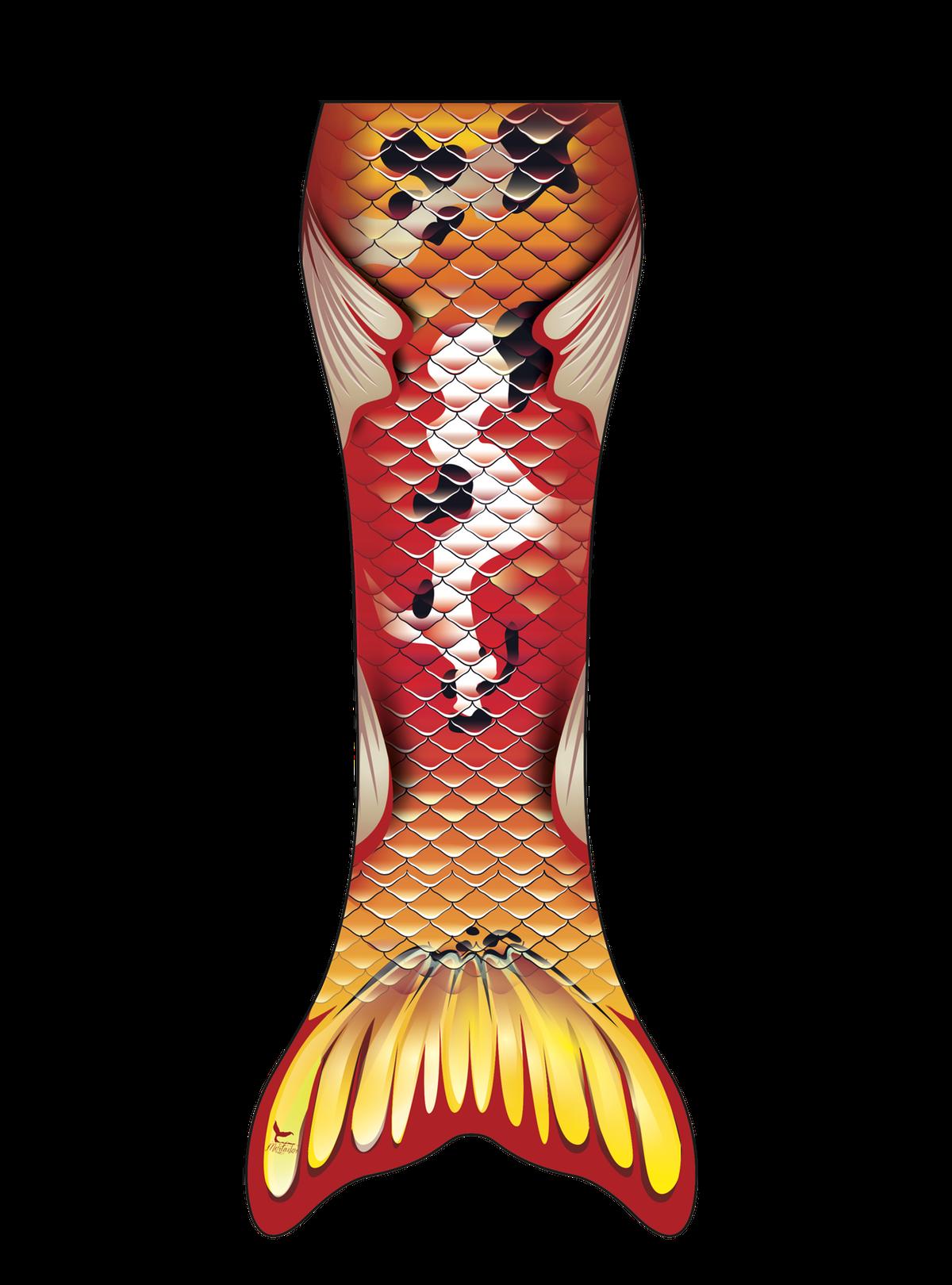 Mermaid Tail illustration