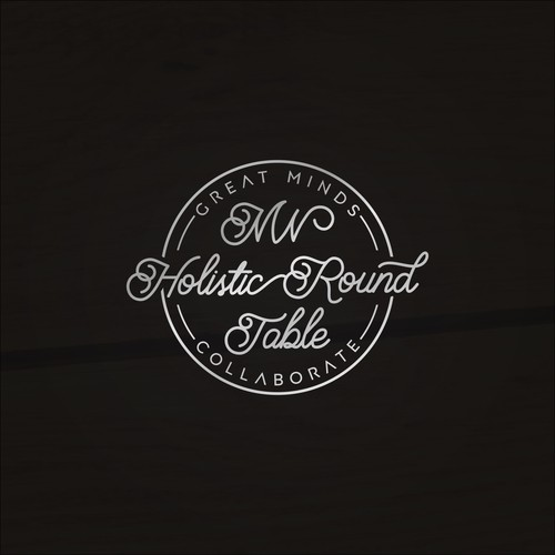 Logo concept for MN Holistic Round Table