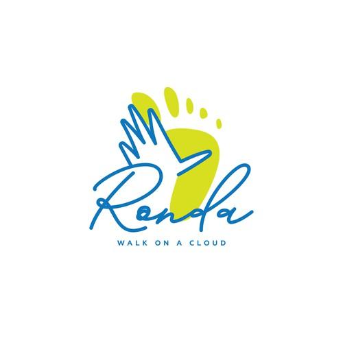 Logo for Reflexology practicer