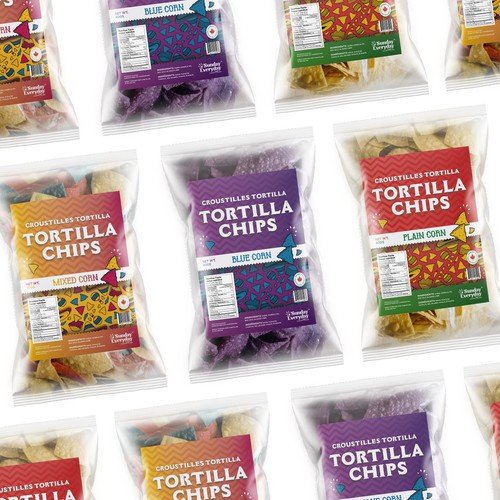 Tortilla Chips - available for sale