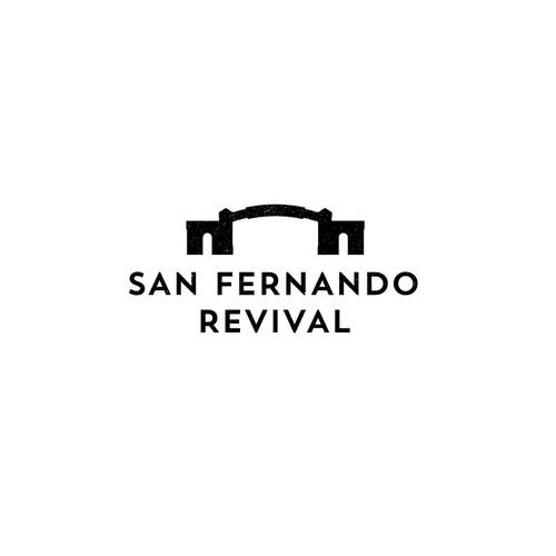 San Fernando Revival logo