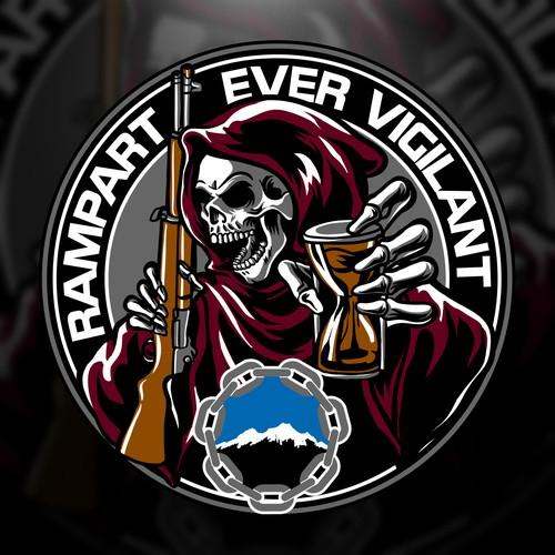 Grim Reaper Morale Patch