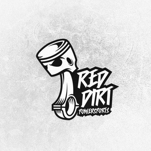 Create a Logo that stands out for Red Dirt Powersports!