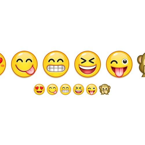 Memorable & Fun Emoji Set! =D