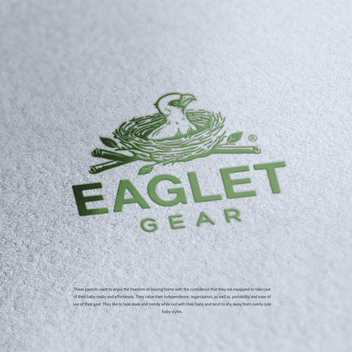 Eaglet gear logo
