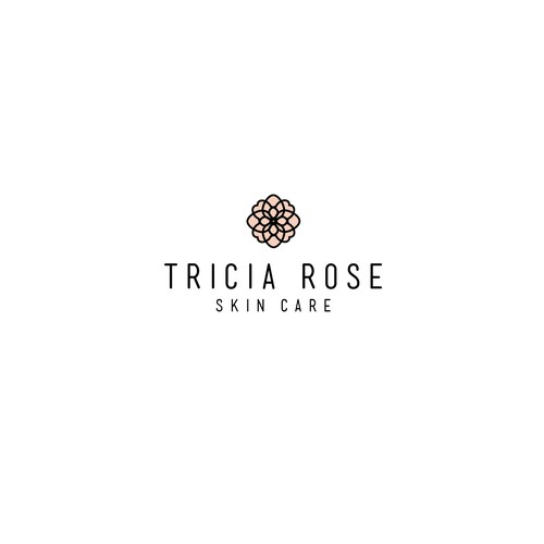 Clean & sophisticated logo for a skin care line