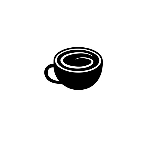 Simple Logo For Ground Coffe
