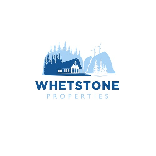 Logo for real estate investment company