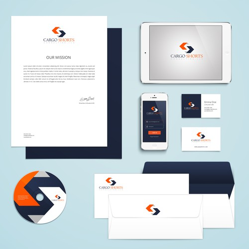 New Logo and Business Card for Independent Consultant