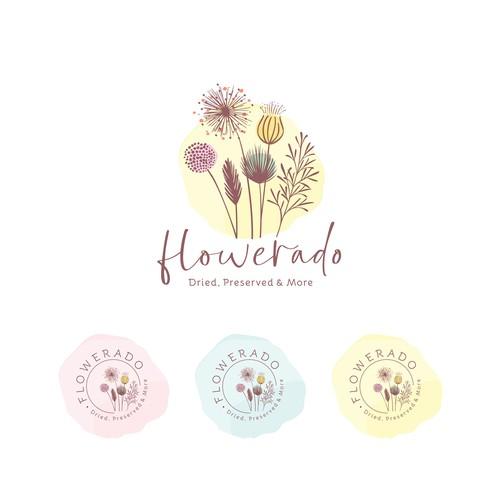 Flowerado Logo