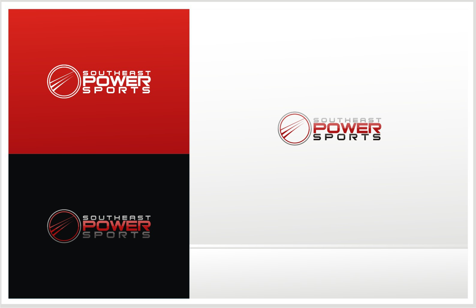 Southeast Powersports needs a new logo