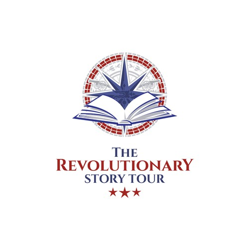 Logo for Boston Historical Tours.