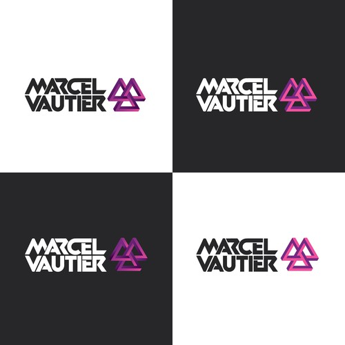 Logo and icon for idm music