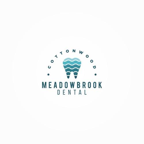 Logo Design for Meadowbrook Dental