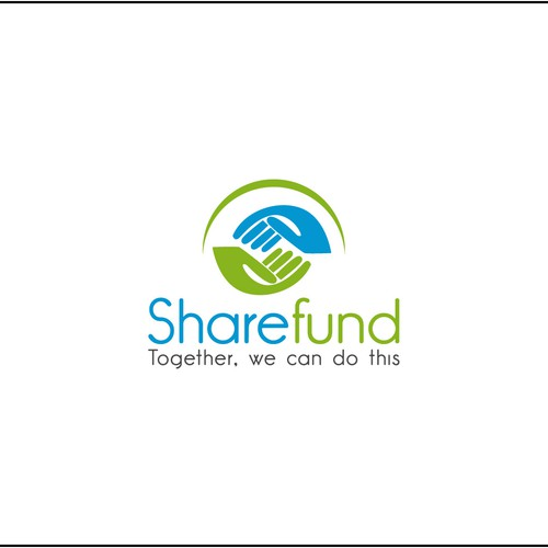 Sharefund logo needs some love!