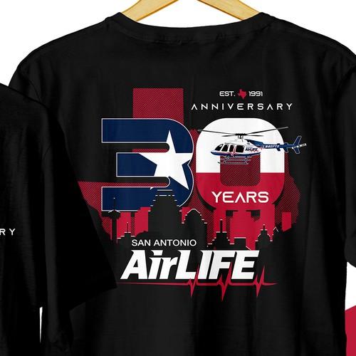 San Antonio Airlife 30th Anniversary