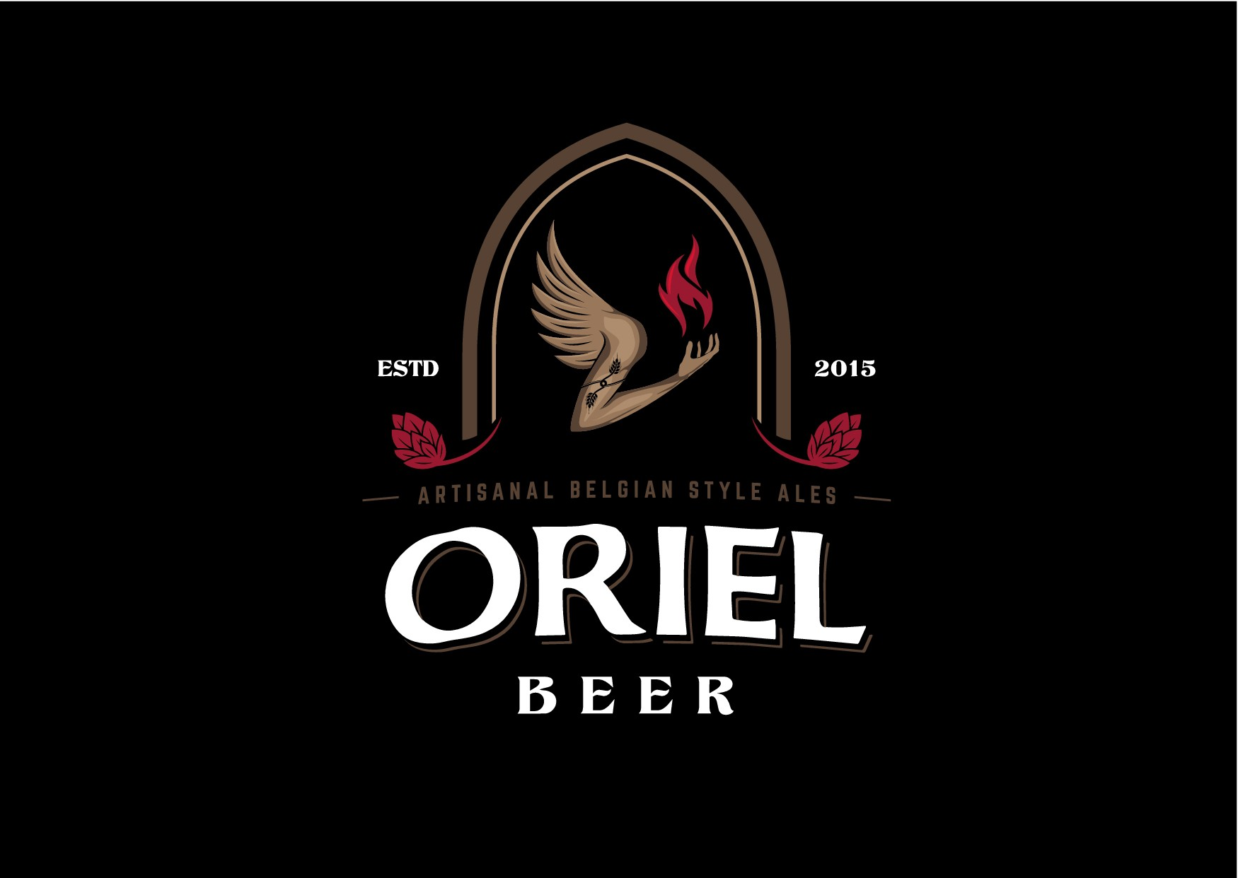 Create the perfect logo for a craft microbrewery (Belgian inspired)