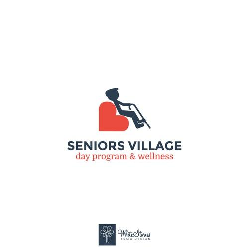 Modern Seniors Caring logo