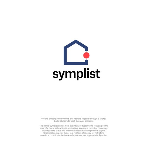 Symplist logo for property