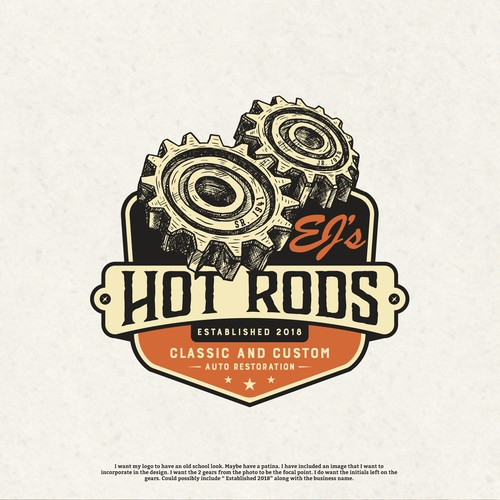 EJ's Hot Rods