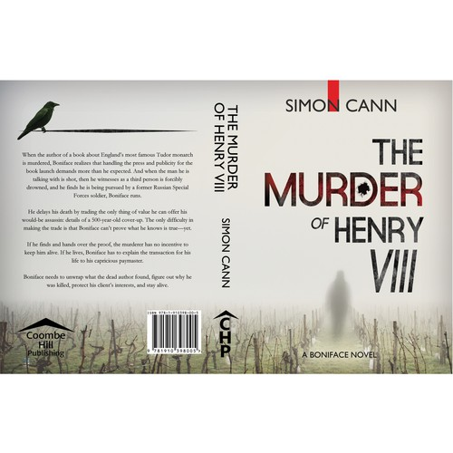 The Murder of Henry VIII - book cover