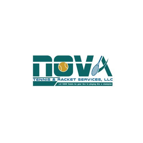 Nova Tennis logo