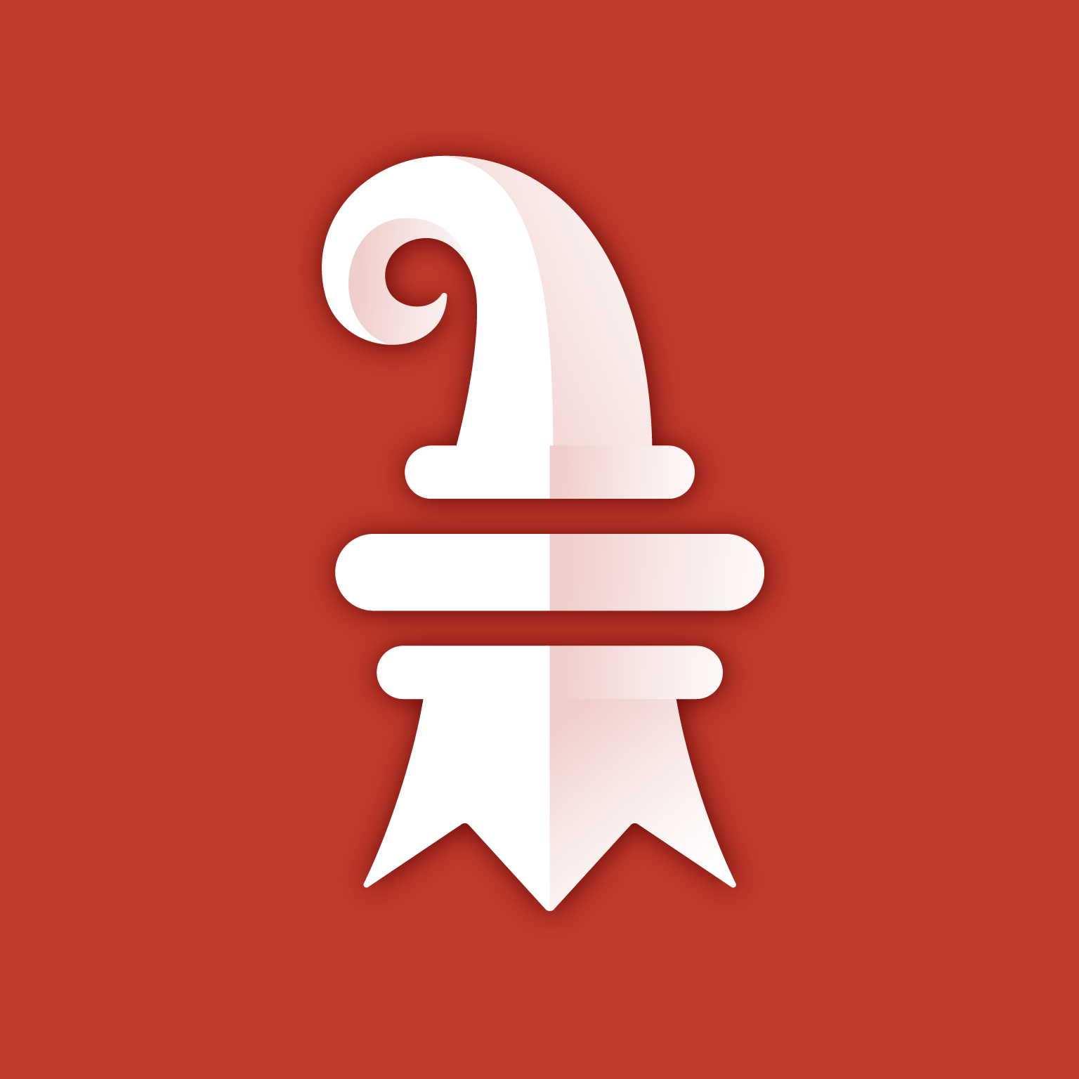 Icon for a quiz app about Basel