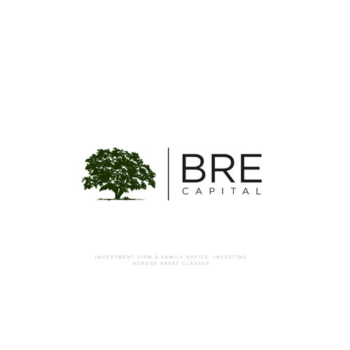 Investment Firm/Family Office Needs Modern & Sleek Logo