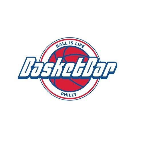 Fun logo for Sports Bar