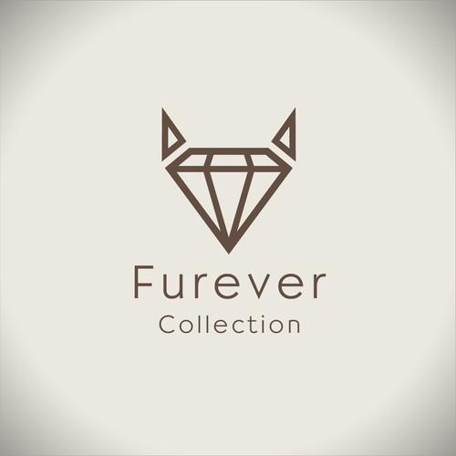 Logo for animal jewellery company