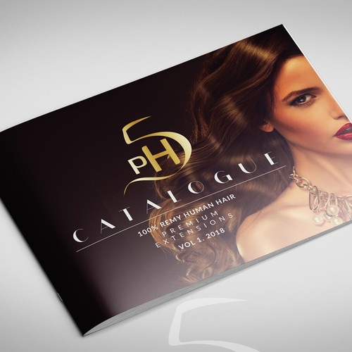 Ph5 hair extension sample Catalogue  2018