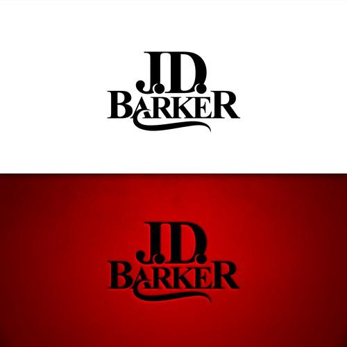 JD Barker Author Logo